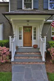 patio steps pea size x: brick and slate front steps google search