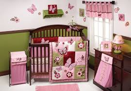 chic baby girls bedroom pink design decoration for baby girl nursery pretty little room design chic bedroo
