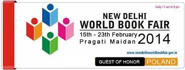 New Delhi World Book Fair 2014