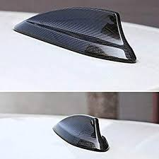 Antenna Cover,Car Carbon Fiber Antenna Shark Fin ... - Amazon.com