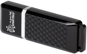 USB-флэш накопитель <b>SmartBuy Quartz 16GB</b> (SB16GBQZ-K ...