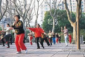 「香港人の太極拳や将棋」の画像検索結果