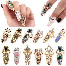 nail ring woman