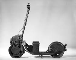 The History of the Electric <b>Scooter</b> | History | Smithsonian