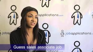 guess interview s associate guess interview s associate
