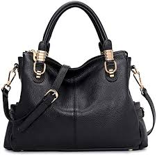 Kattee <b>Women's Genuine Leather</b> Purses and <b>Handbags</b>, Satchel