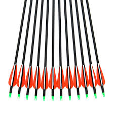 <b>30</b>/<b>40lbs Recurve Bow</b> with 12pcs Carbon Arrowss for Right Handed ...