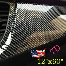interior accessories carbon fiber headlight