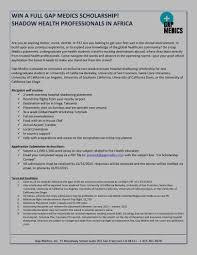 gap medics scholarship uc san diego biology bulletin gap medics scholarship poster 1 gap medics scholarship