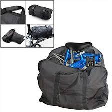 "Bicycle Folding Carrier Bag Bike Carry Bag For 12""-<b>20</b>"": Amazon.co ..."