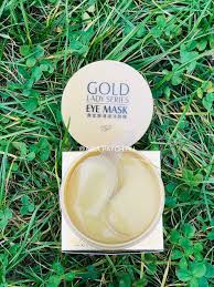 Увлажняющие <b>гидрогелевые патчи</b> Images Gold Lady Series Eye ...