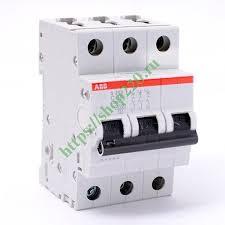Купить <b>Автоматический выключатель</b> ABB 3-полюсный <b>S203</b> C25 ...