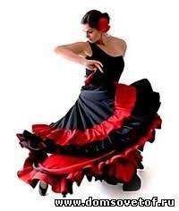 Платье в кубинском стиле   AAAB   Танцоры фламенко ...
