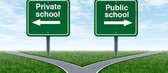 private versus public  parenting choosing a school public or private