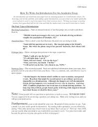 how to write a business essay introduction   how to do a personal    how to write a business essay introduction
