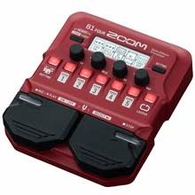 <b>Zoom B1</b> четыре бас гитары мульти <b>эффект процессоров</b> ...