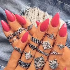 <b>Fashion Hollow Water</b> Drop Crown Geometric <b>Crystal</b> Joint Gold ...