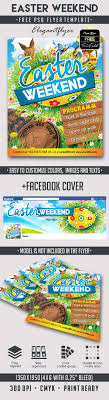 images about psd flyer design mardi easter weekend flyer psd template facebook cover