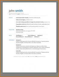 amusing resume sample modern resume