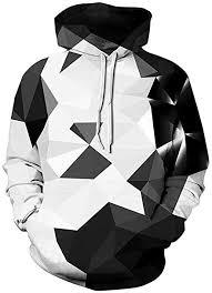 Pandolah <b>Men's</b> Patterns <b>Print</b> 3D Sweaters Fashion <b>Hoodies</b>