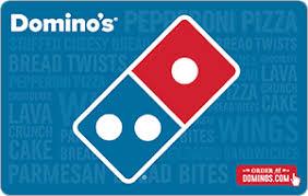 Domino's Pizza eGift Cards - Food & Restaurants | eGifter | eGifter