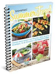 Summer Food Recepten E-book