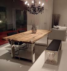 modern wood dining room sets: modern dining furniture at the las vegas world market