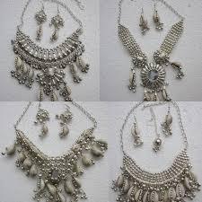Sea <b>Shell Choker Necklace</b> Lot Boho Gypsy Hippie Tribal Kuchi ...