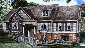 Split Entry Home Plans   Split Level Home Designs from HomePlans com Bedroom Split Level Home Plan HOMEPW