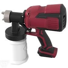 Аккумуляторный краскораспылитель <b>RedVerg</b> RD-PS18V - купить ...