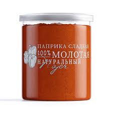 <b>Паприка</b> красная <b>сладкая молотая Испания</b> NOYER 200 гр ...