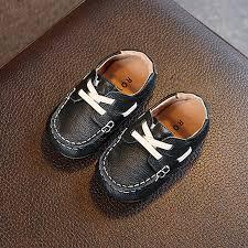 Baby Shoes Boy's First Walkers <b>Spring Autumn Little</b> Gentleman ...