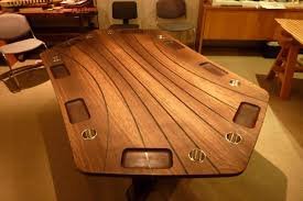 Dining Room Pool Table Combo This Classy Dining Table Hides A Pool Table Underneath Design