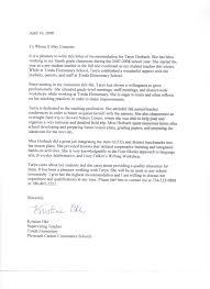 cooperating teacher s letters of recommendationwriting a letter of cooperating teacher s letters of recommendationwriting a letter of recommendation business letter sample