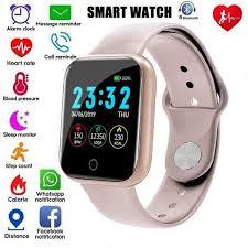 I5 <b>Fashion Smart Watch</b> Smartwatch Bluetooth Call Touch Screen ...