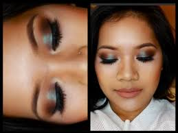 BEAUTY: Makeup Tutorial Using <b>MAC's Blue Brown</b> Pigment I ...