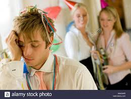 office party christmas drunk stock photos office party christmas drunk man at an office party stock image