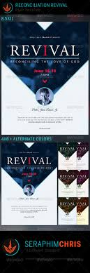 reconciliation revival church flyer template by seraphimchris reconciliation revival church flyer template church flyers