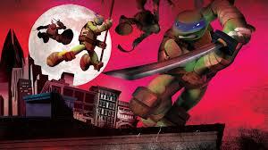 <b>Teenage Mutant Ninja Turtles</b> : ABC iview