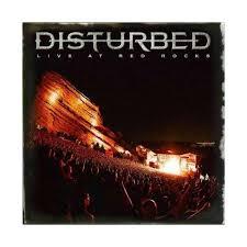 Disturbed - <b>Disturbed</b>: <b>Live At</b> Red Rocks (CD) : Target