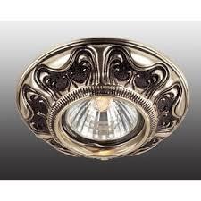 Встраиваемый <b>светильник Novotech</b> Vintage 369854 — купить в ...