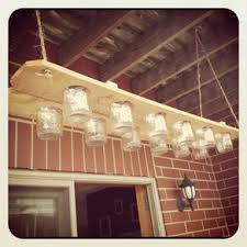 mason jar chandelier by aaron mcpherson betty 8 light mason jar