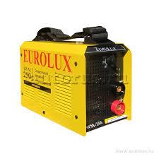 <b>Сварочный аппарат инверторный IWM250</b> Eurolux 65/29 ...