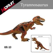 2019 Tyrannosaurus Rex <b>MOC Raptor Triceratops Super</b> Heavy ...