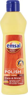 """<b>Очиститель</b>-<b>полироль</b> для <b>дерева</b> """"<b>Emsal</b>"""", 250 мл — купить в ..."""