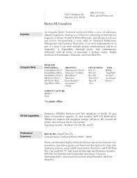 Examples Resume Sample  Elegant Skills In A Resume     Cover Letter  Template For  Communication
