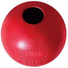 Купить <b>игрушку Kong Classic Ball</b> для собаки в Екатеринбурге
