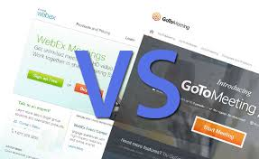 WebEx vs. GoToMeeting: Better Buy For $50/mo   GetVoIP