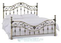 «<b>металлическая кровать</b> «шарлотта» (charlotte) + основание ...