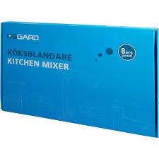 <b>Смеситель для кухни Osgard</b> Hager утапливаемый, цвет антрацит